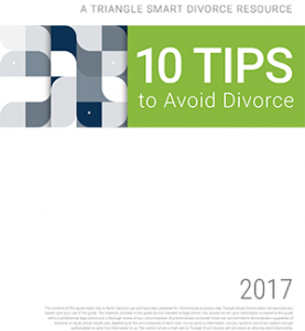 tips to avoid divorce arbitration