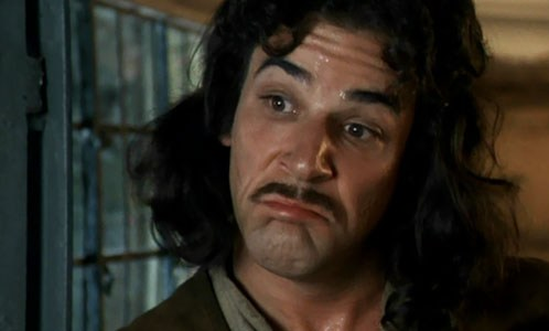 'My Day in Court' and Inigo Montoya
