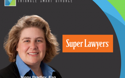 Jenny Bradley and Lauren O'Malley Named 2021 North Carolina Super Lawyers