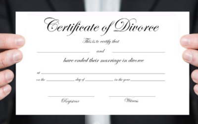 Divorce on the Horizon? A Guide to Preparing Your Essential Documents